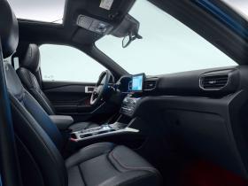 Ver foto 19 de Ford Explorer Plug-in Hybrid ST-Line 2020