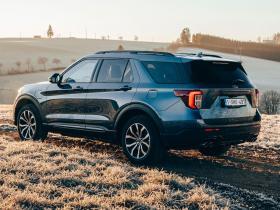 Ver foto 16 de Ford Explorer Plug-in Hybrid ST-Line 2020