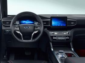 Ver foto 15 de Ford Explorer Plug-in Hybrid ST-Line 2020