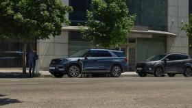 Ver foto 12 de Ford Explorer Plug-in Hybrid ST-Line 2020