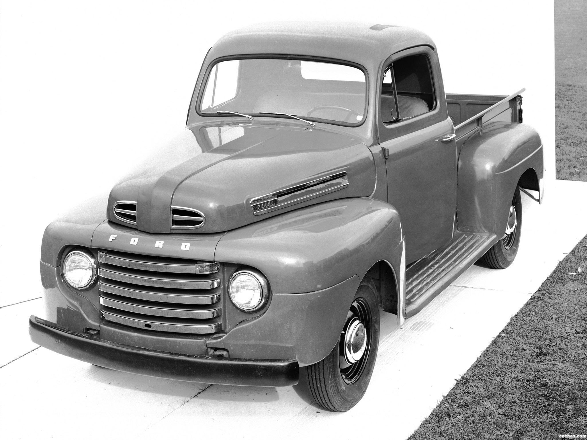 Foto 5 de Ford F-1 Pickup 1948