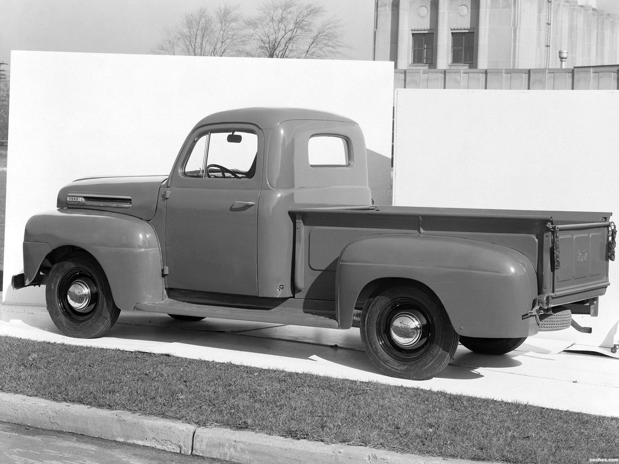 Foto 4 de Ford F-1 Pickup 1948