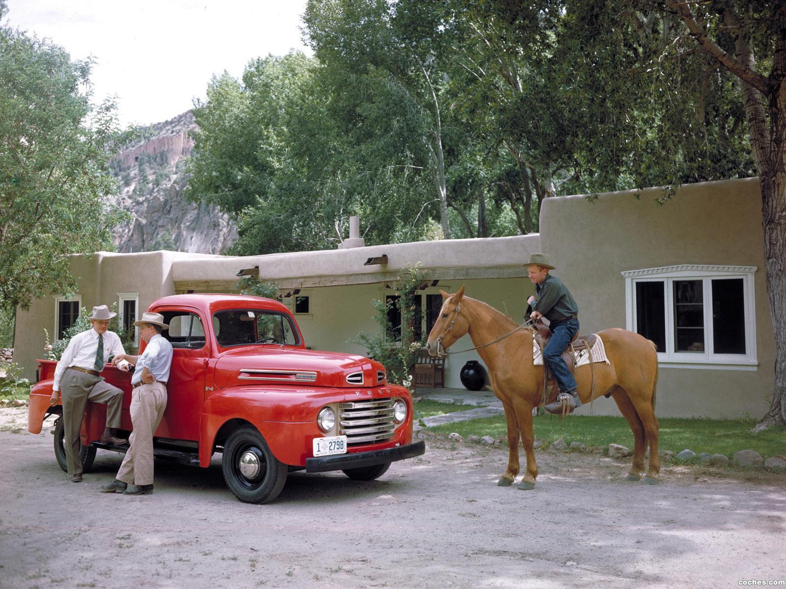 Foto 3 de Ford F-1 Pickup 1948
