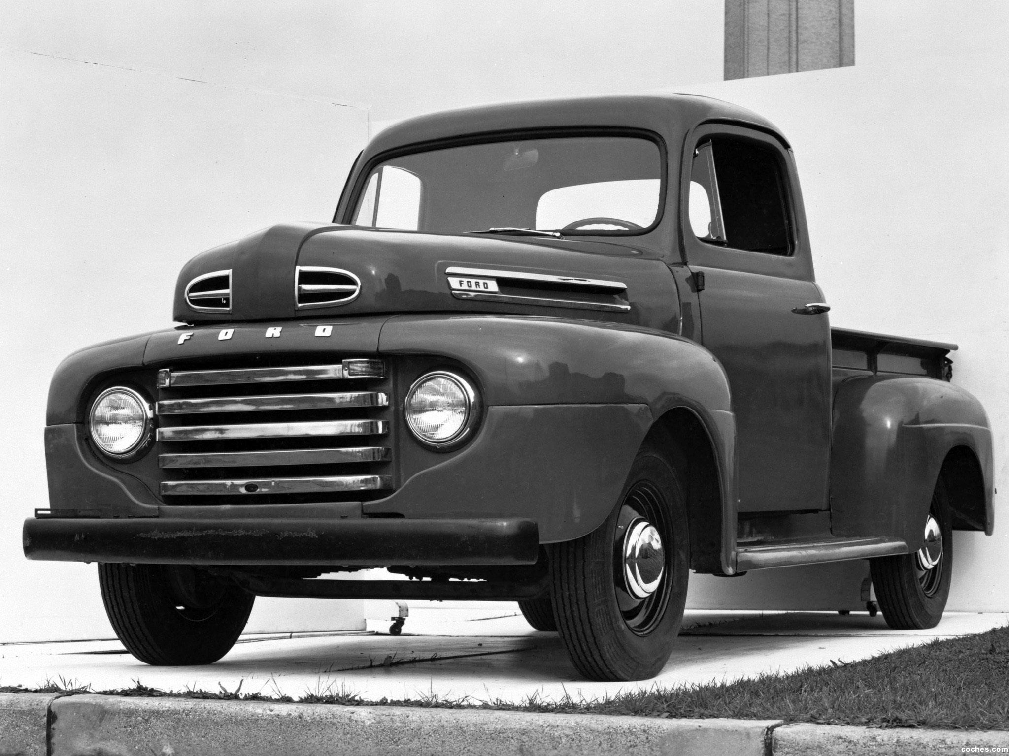 Foto 0 de Ford F-1 Pickup 1948