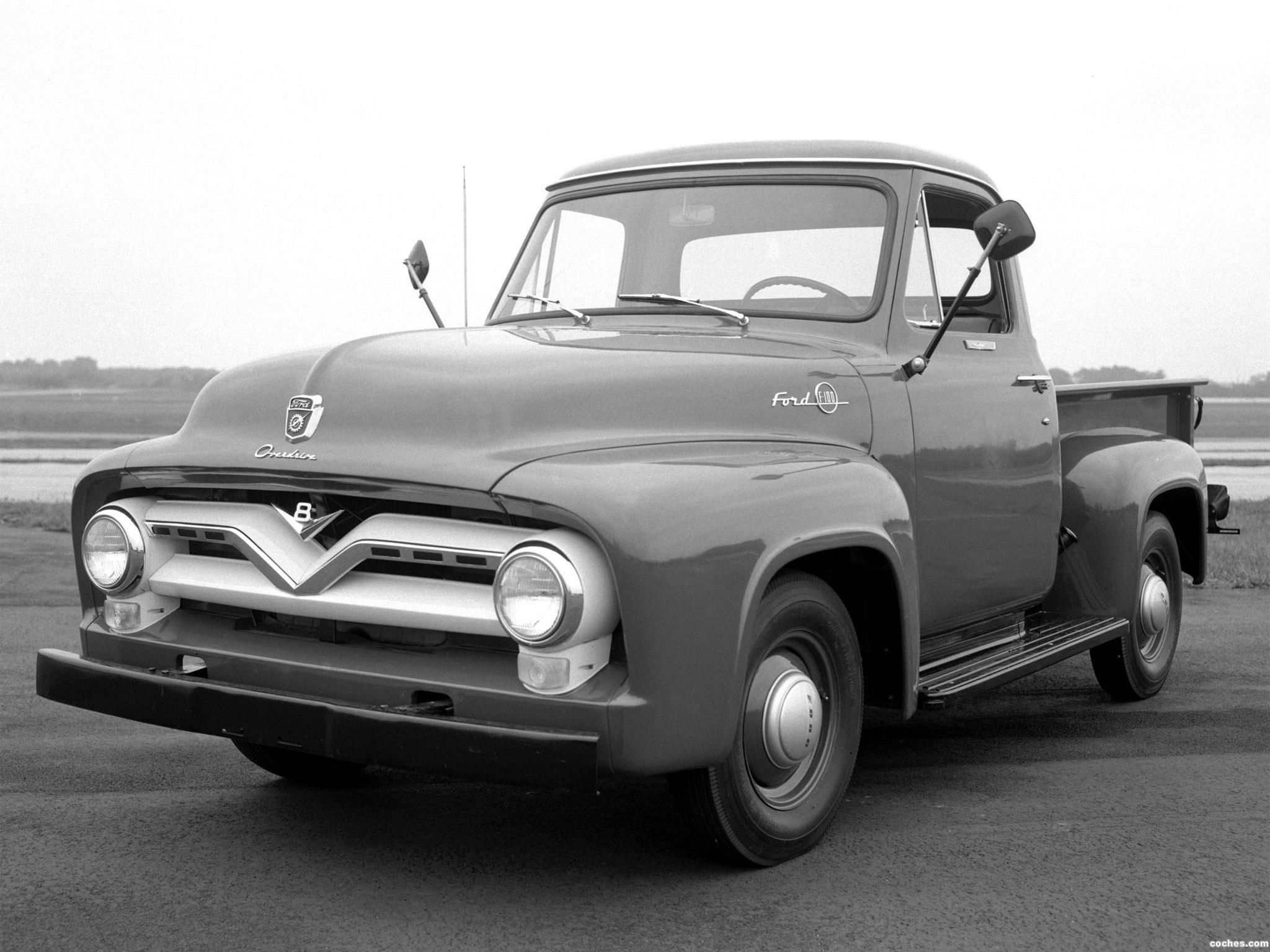 Foto 0 de Ford F-100 1953