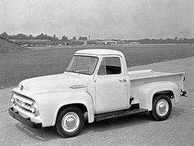 Ver foto 6 de Ford F-100 1953