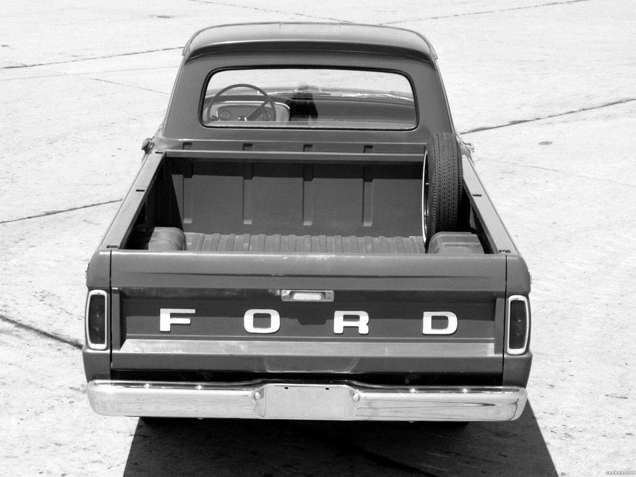 Foto 3 de Ford F-100 1965
