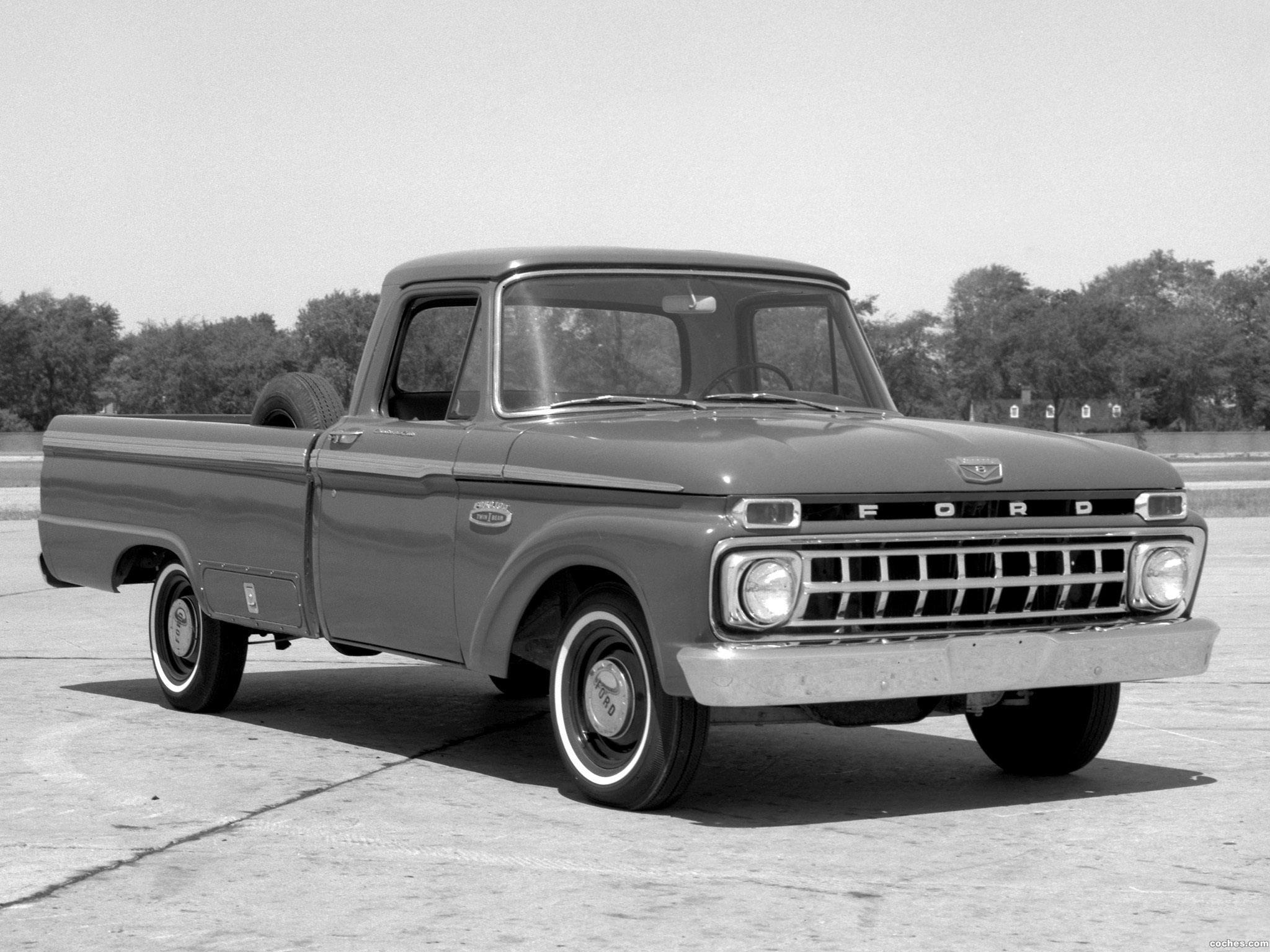 Foto 0 de Ford F-100 1965