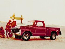 Ver foto 2 de Ford F-100 Custom 1977