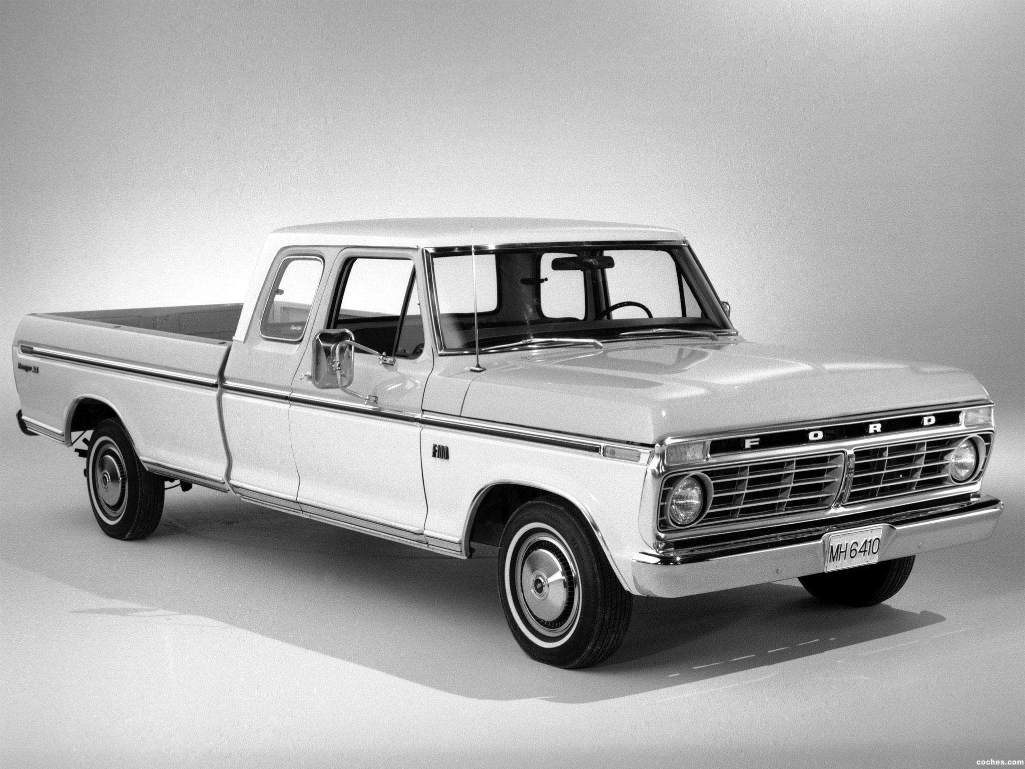 1977 F100 Ford Pickup Truck Shocks 1970 Ranger Xlt