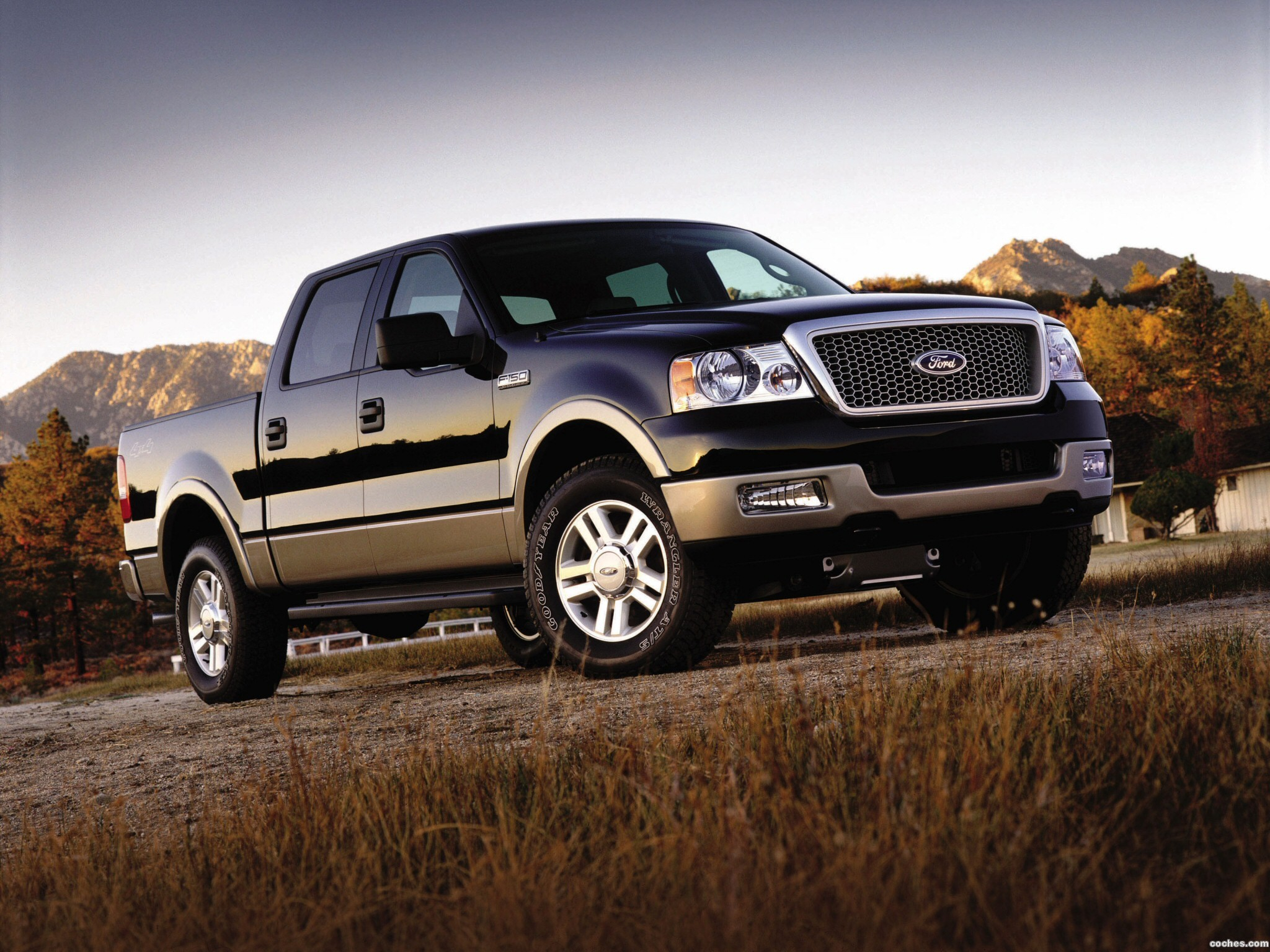Fotos De Ford F 150 2004