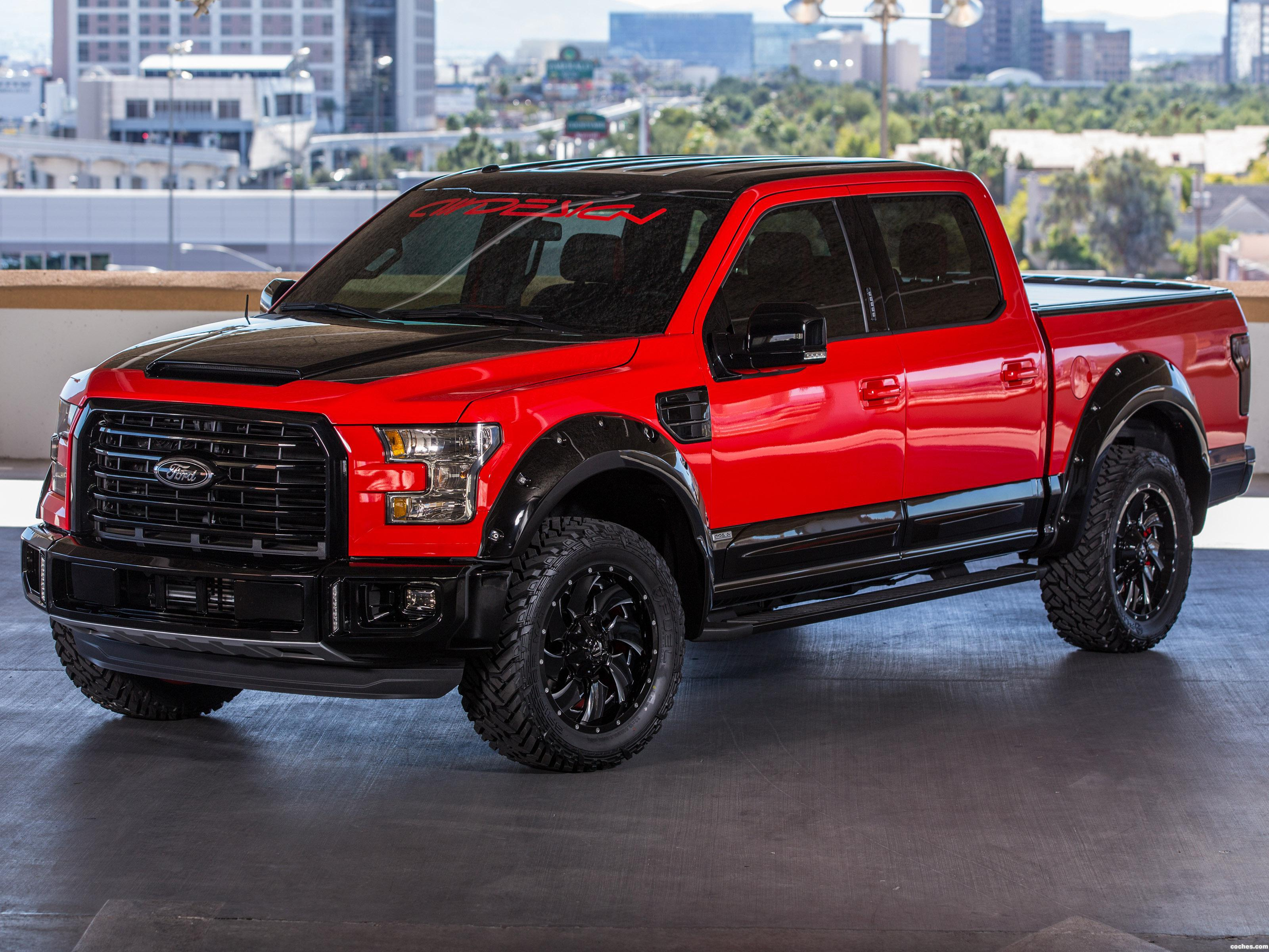 Foto 0 de Ford F-150 Airdesign USA 2015