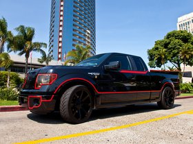 Ver foto 5 de Ford F-150 Batmobile Style 2013