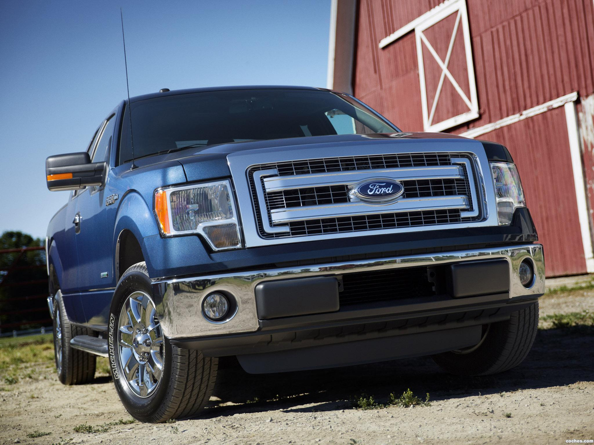 Foto 0 de Ford F-150 Extended Cab XLT 2012