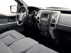 Ver foto 5 de Ford F-150 Extended Cab XLT 2012