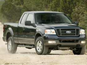 Ver foto 6 de Ford F-150 FX4 2004