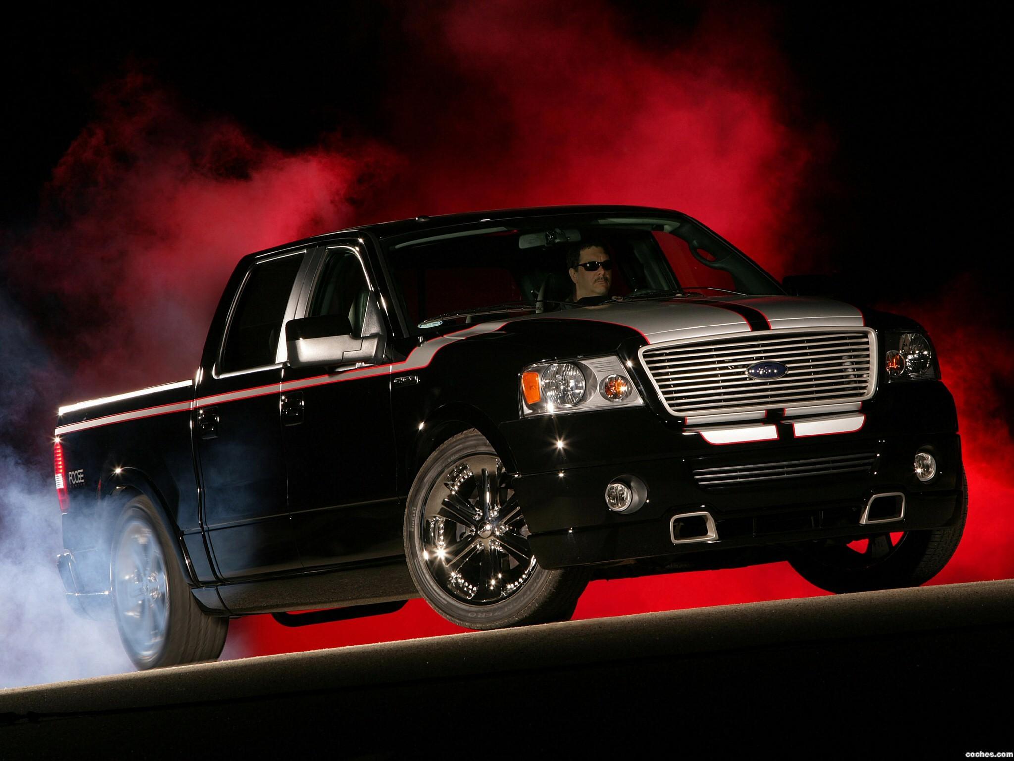 Foto 4 de Ford F-150 Foose Edition Show Truck 2007