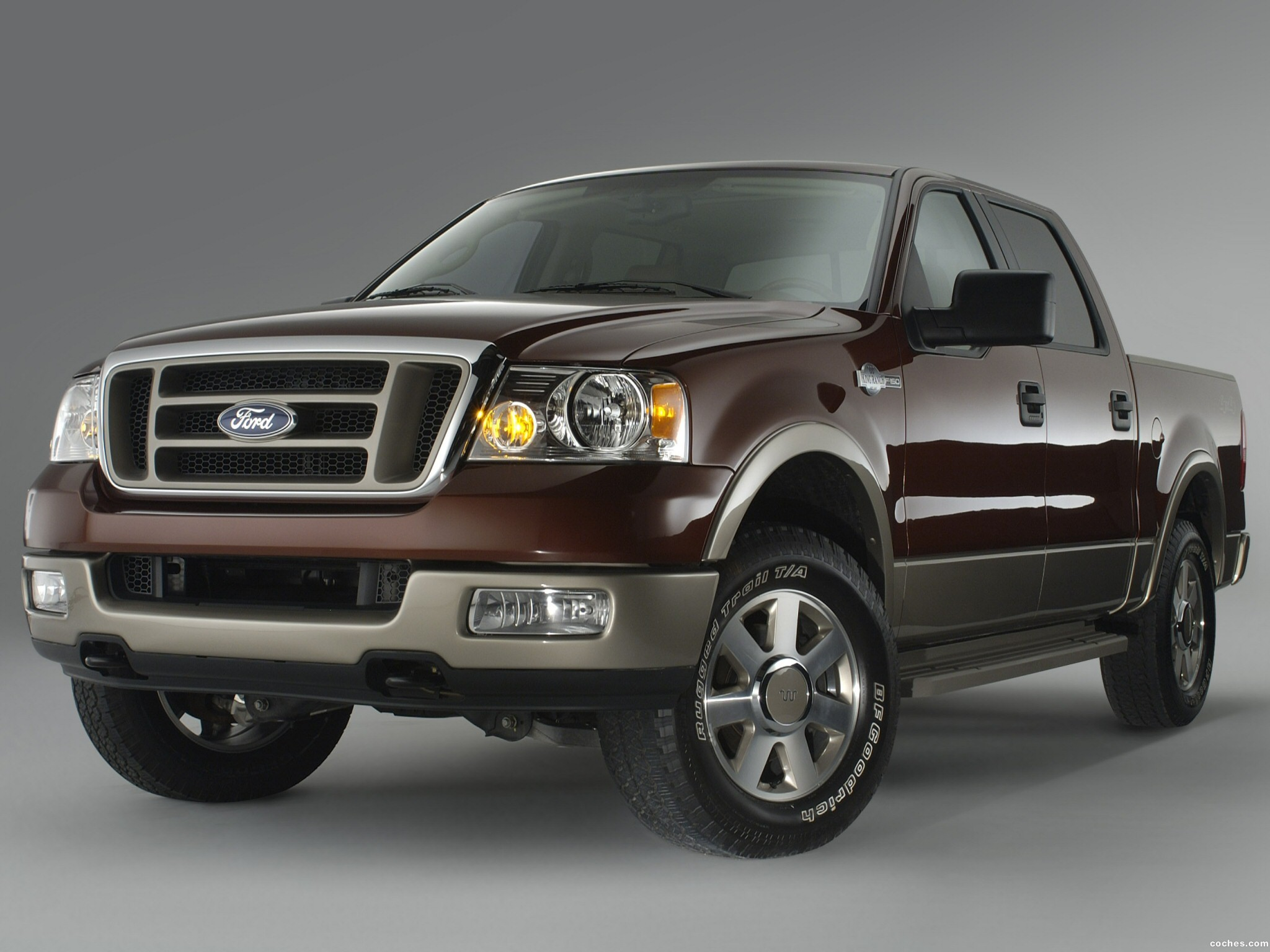 Foto 0 de Ford F-150 King Ranch 2005