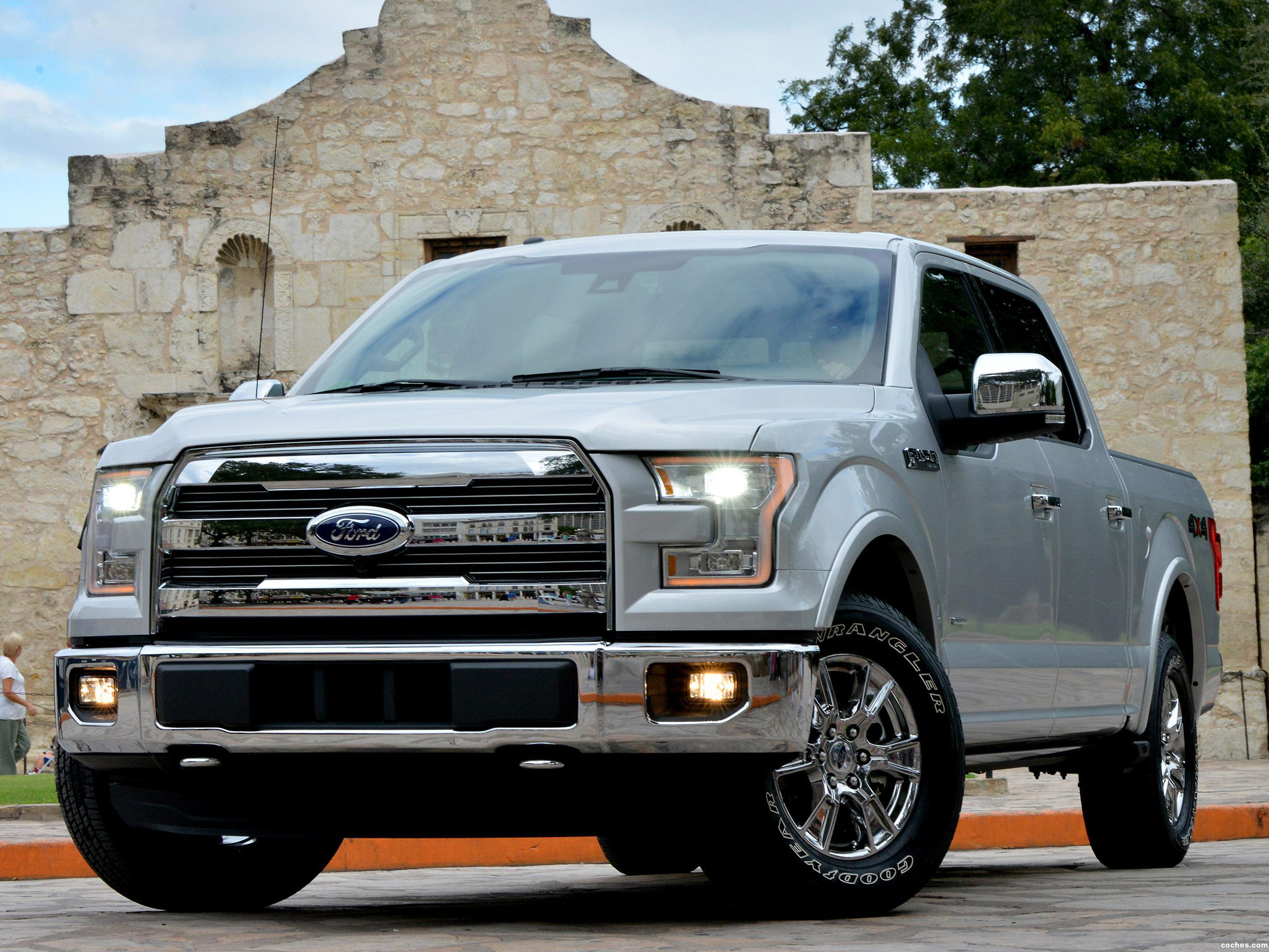 Foto 0 de Ford F-150 Lariat SuperCrew 2014