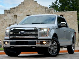 Ver foto 1 de Ford F-150 Lariat SuperCrew 2014