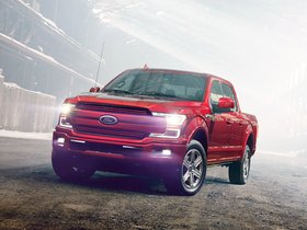 Ver foto 3 de Ford F-150 Lariat Supercrew Sport Appearance Package 2017