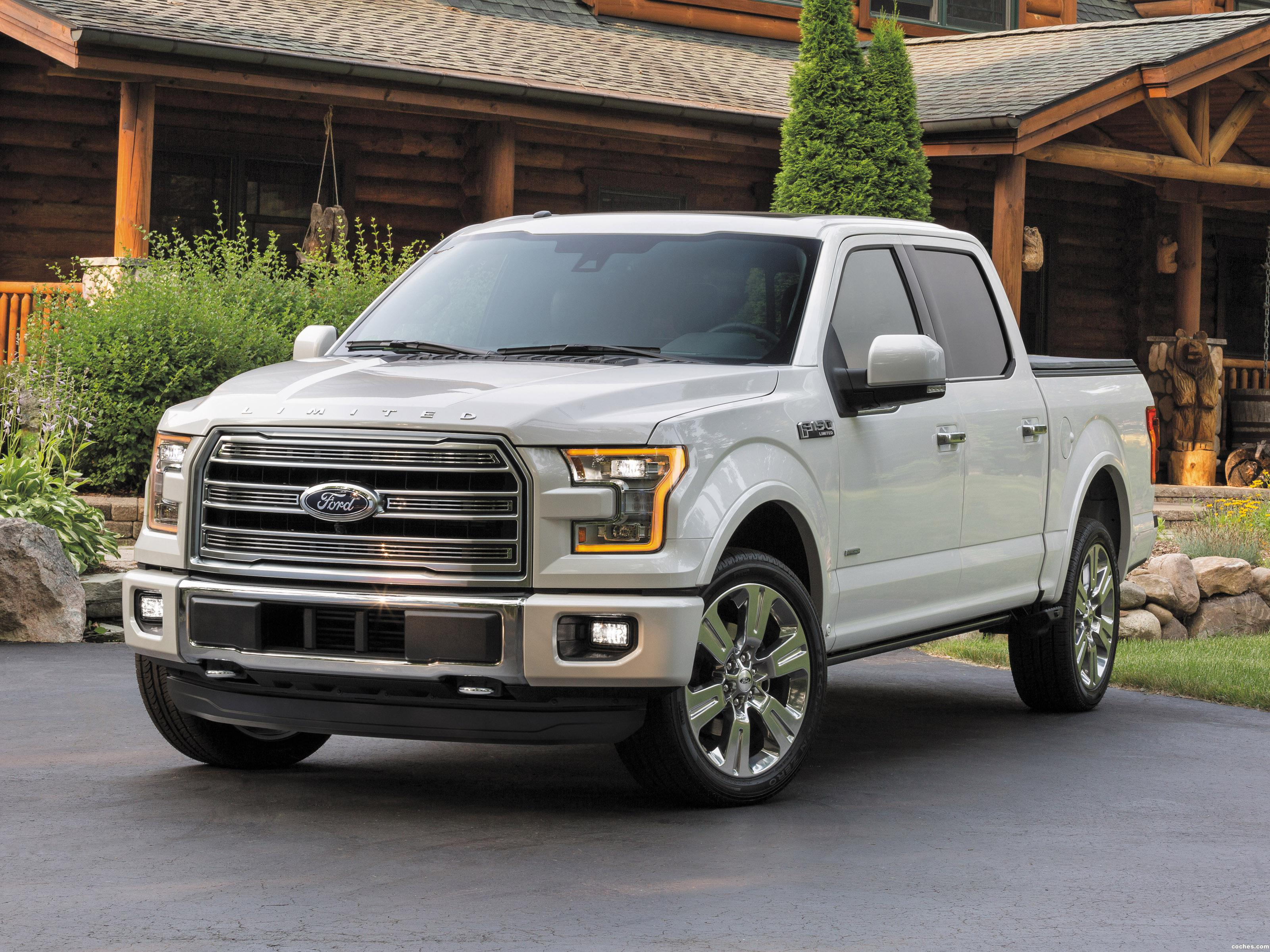 Foto 0 de Ford F-150 Limited Supercrew 2015