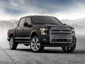 Ver foto 2 de Ford F-150 Limited Supercrew 2015