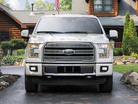 Ver foto 10 de Ford F-150 Limited Supercrew 2015