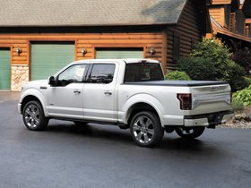 Ver foto 9 de Ford F-150 Limited Supercrew 2015