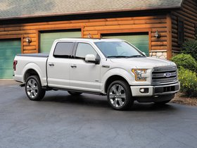 Ver foto 8 de Ford F-150 Limited Supercrew 2015