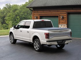 Ver foto 7 de Ford F-150 Limited Supercrew 2015