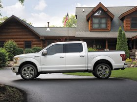 Ver foto 4 de Ford F-150 Limited Supercrew 2015