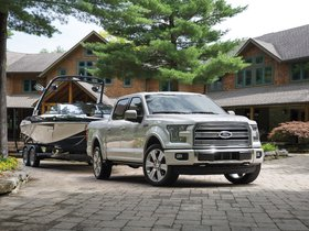 Ver foto 3 de Ford F-150 Limited Supercrew 2015