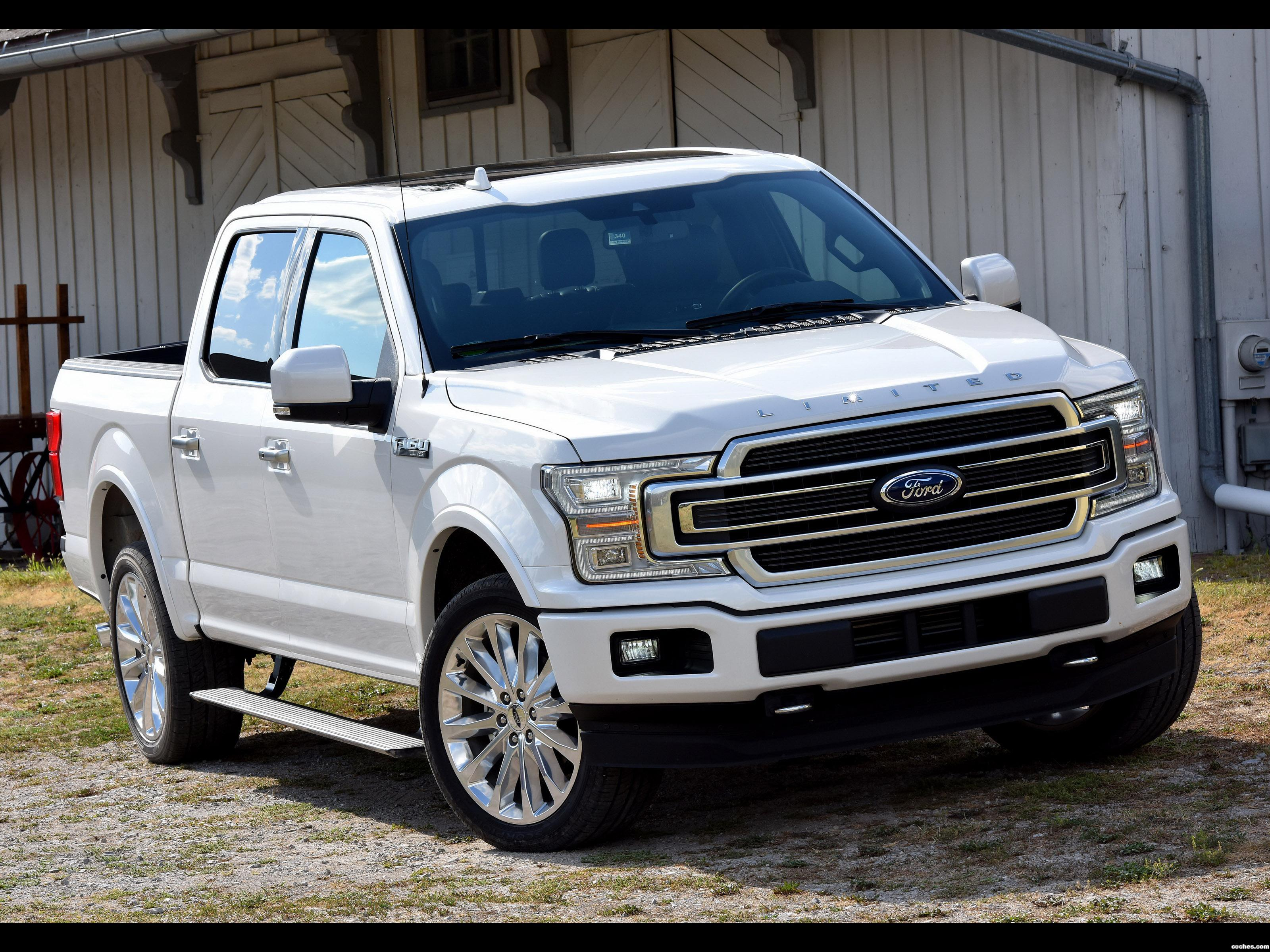 Foto 0 de Ford F-150 Limited Supercrew  2017