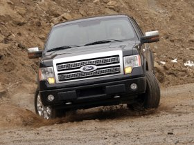 Ver foto 3 de Ford F-150 Platinum 2008