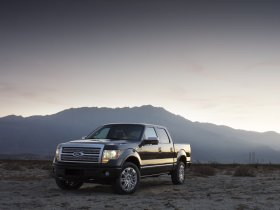 Ver foto 6 de Ford F-150 Platinum 2008