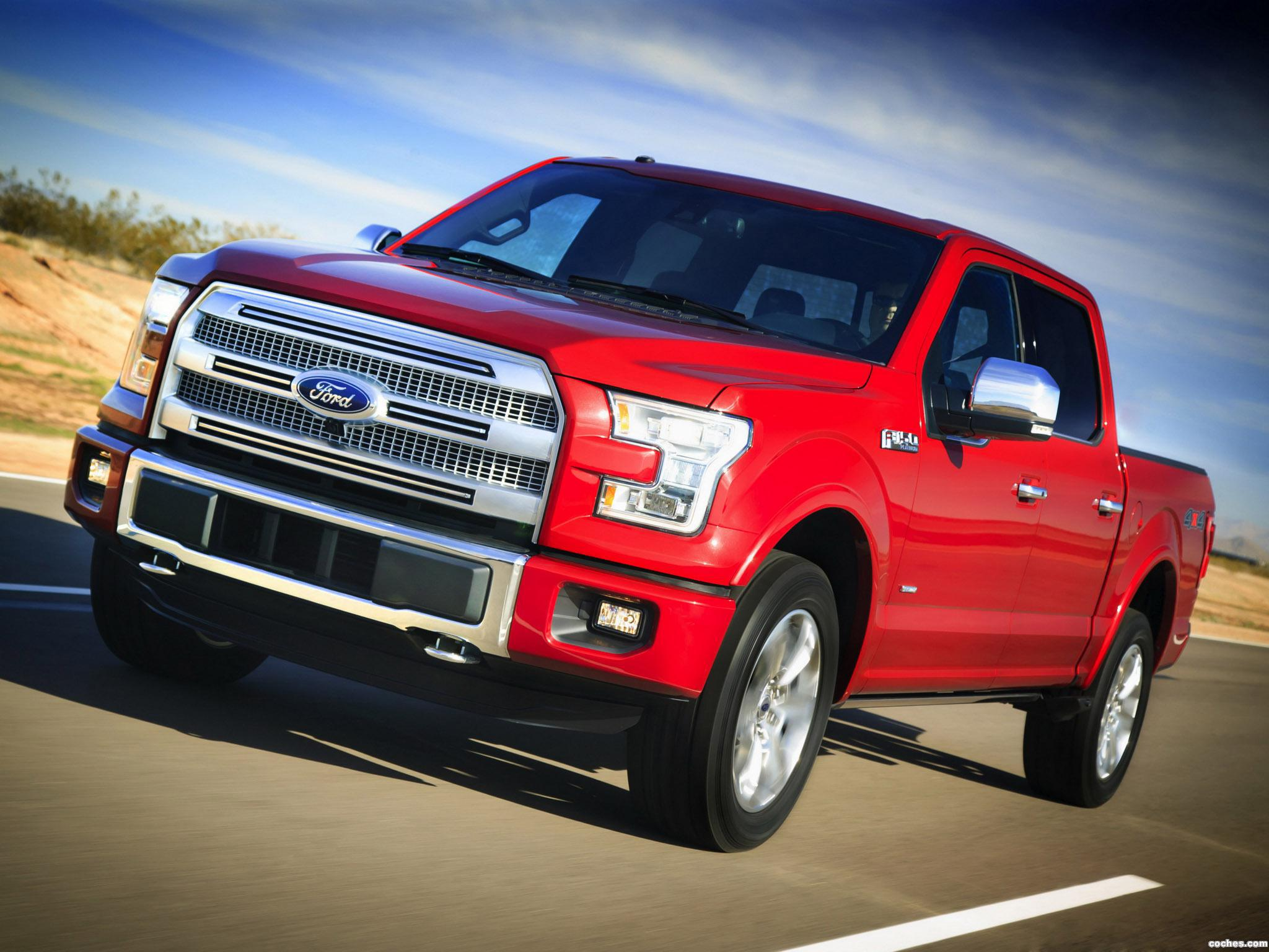 2014 F150 Platinum >> Fotos de Ford F-150 Platinum 2014