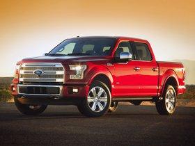 Ver foto 6 de Ford F-150 Platinum 2014