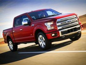 Ver foto 5 de Ford F-150 Platinum 2014