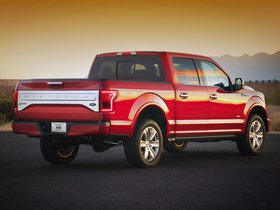 Ver foto 3 de Ford F-150 Platinum 2014