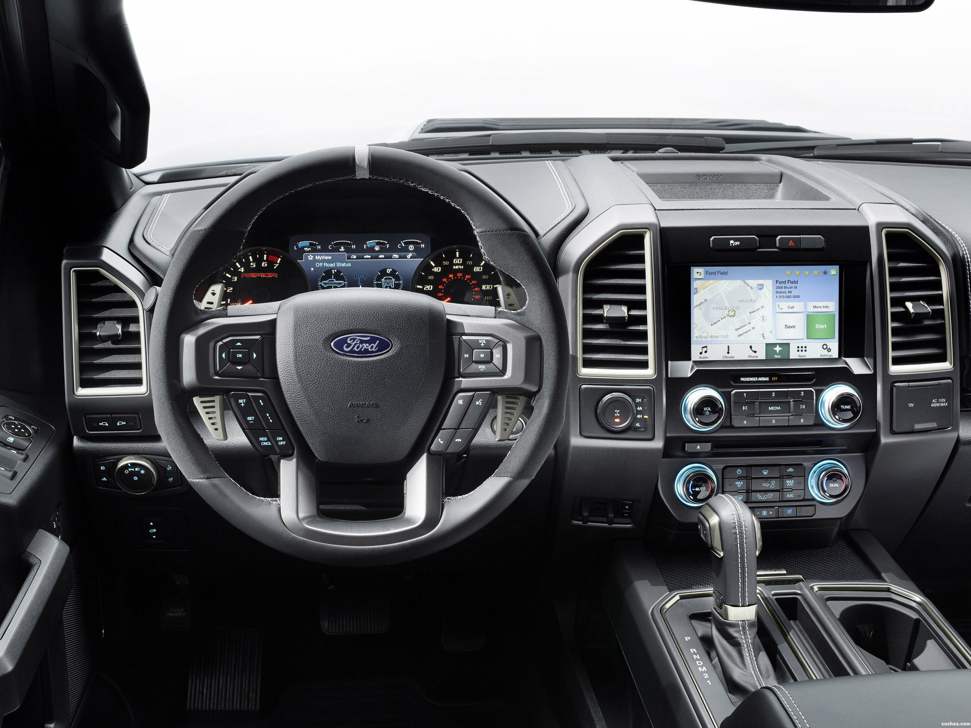 Foto 16 de Ford F-150 Raptor 2015
