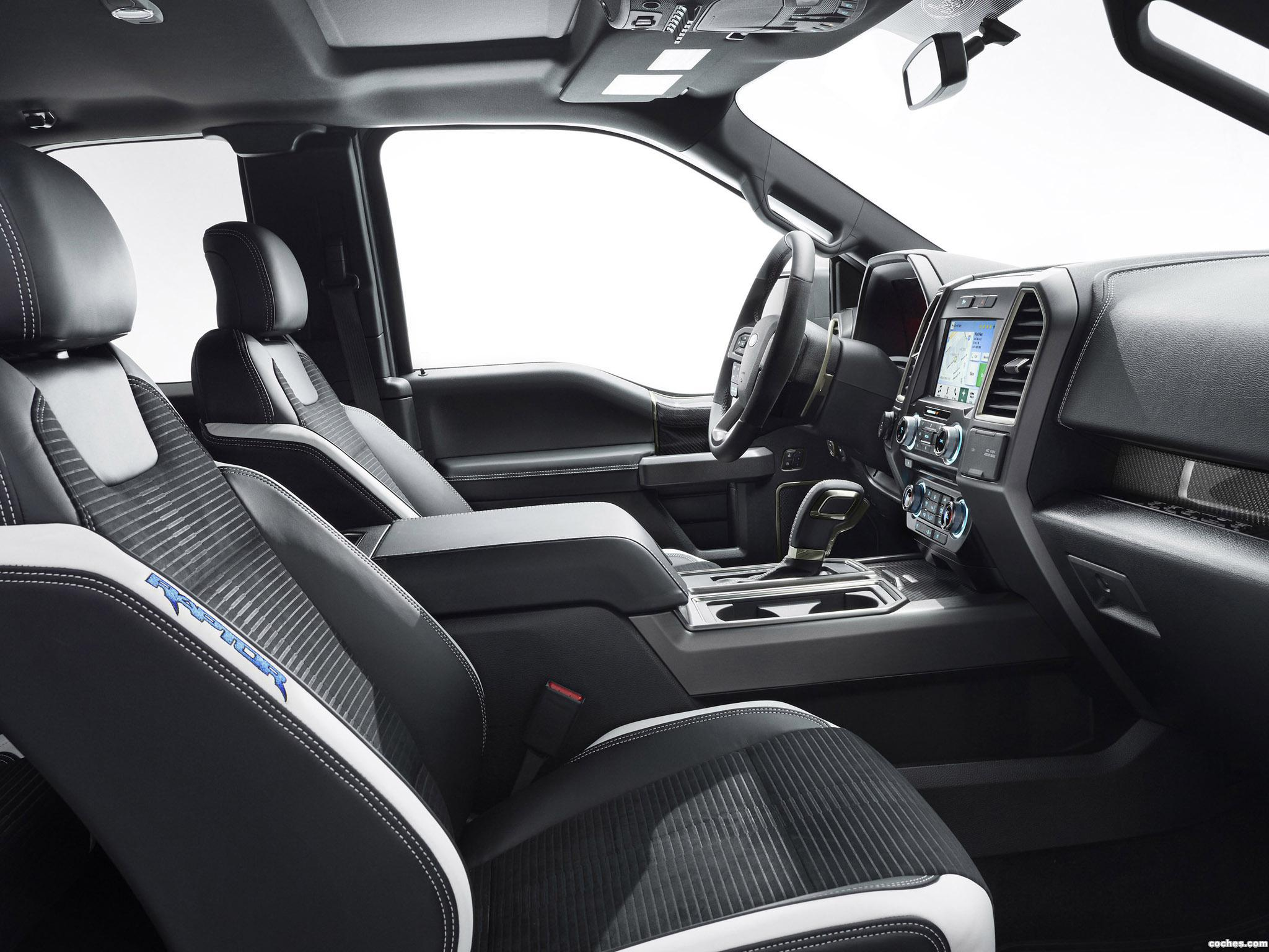 Foto 11 de Ford F-150 Raptor 2015