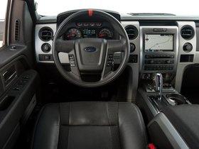Ver foto 4 de Ford F-150 Raptor SuperCrew by SVT 2012