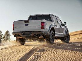 Ver foto 4 de Ford F-150 Raptor Supercrew 2016