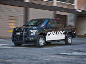 Ver foto 2 de Ford F-150 Special Service Vehicle SuperCrew 2016