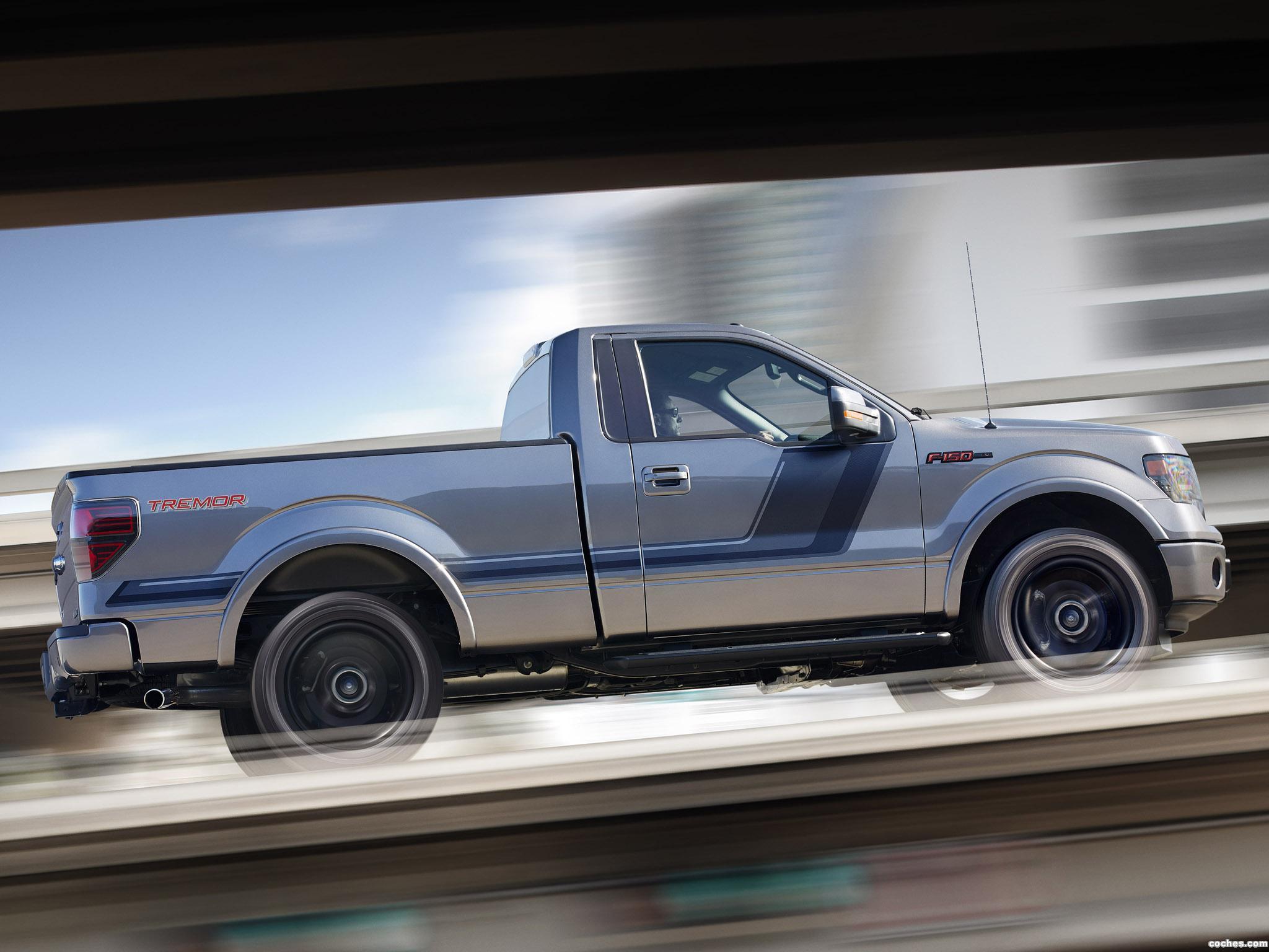 Foto 3 de Ford  F-150 Tremor 2013