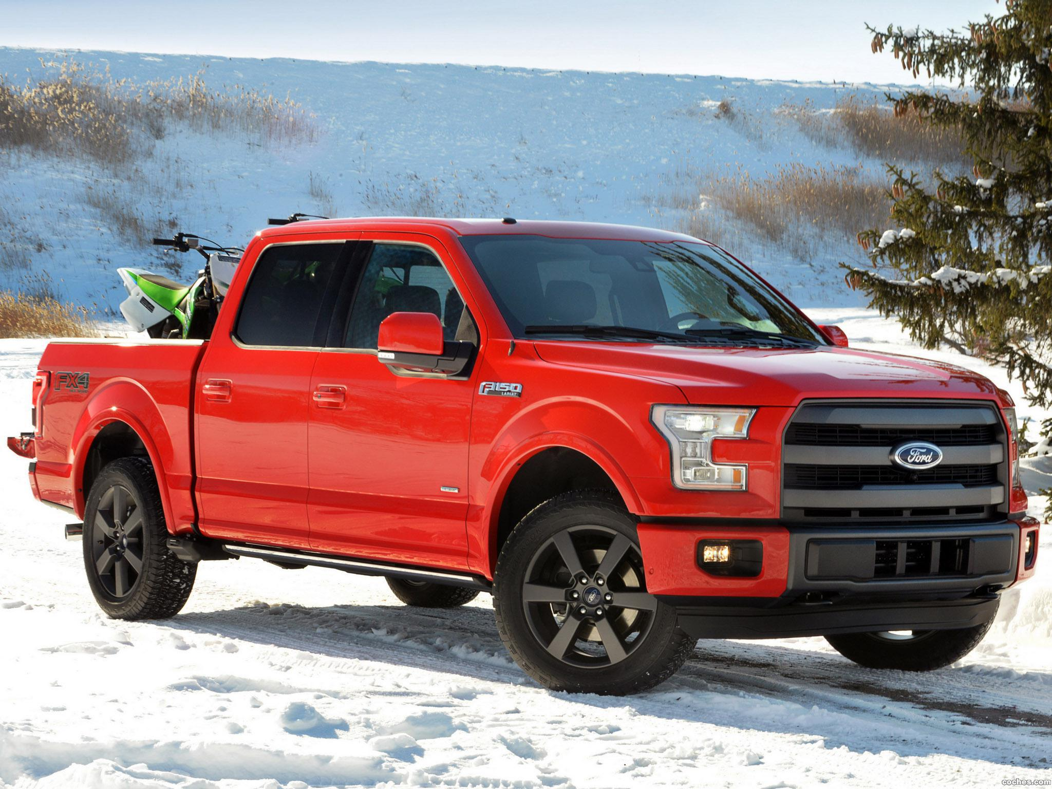 Foto 0 de Ford F-150 XLT SuperCrew 2014