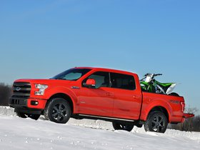 Ver foto 4 de Ford F-150 XLT SuperCrew 2014