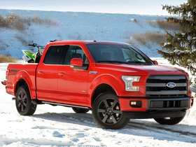 Ver foto 1 de Ford F-150 XLT SuperCrew 2014