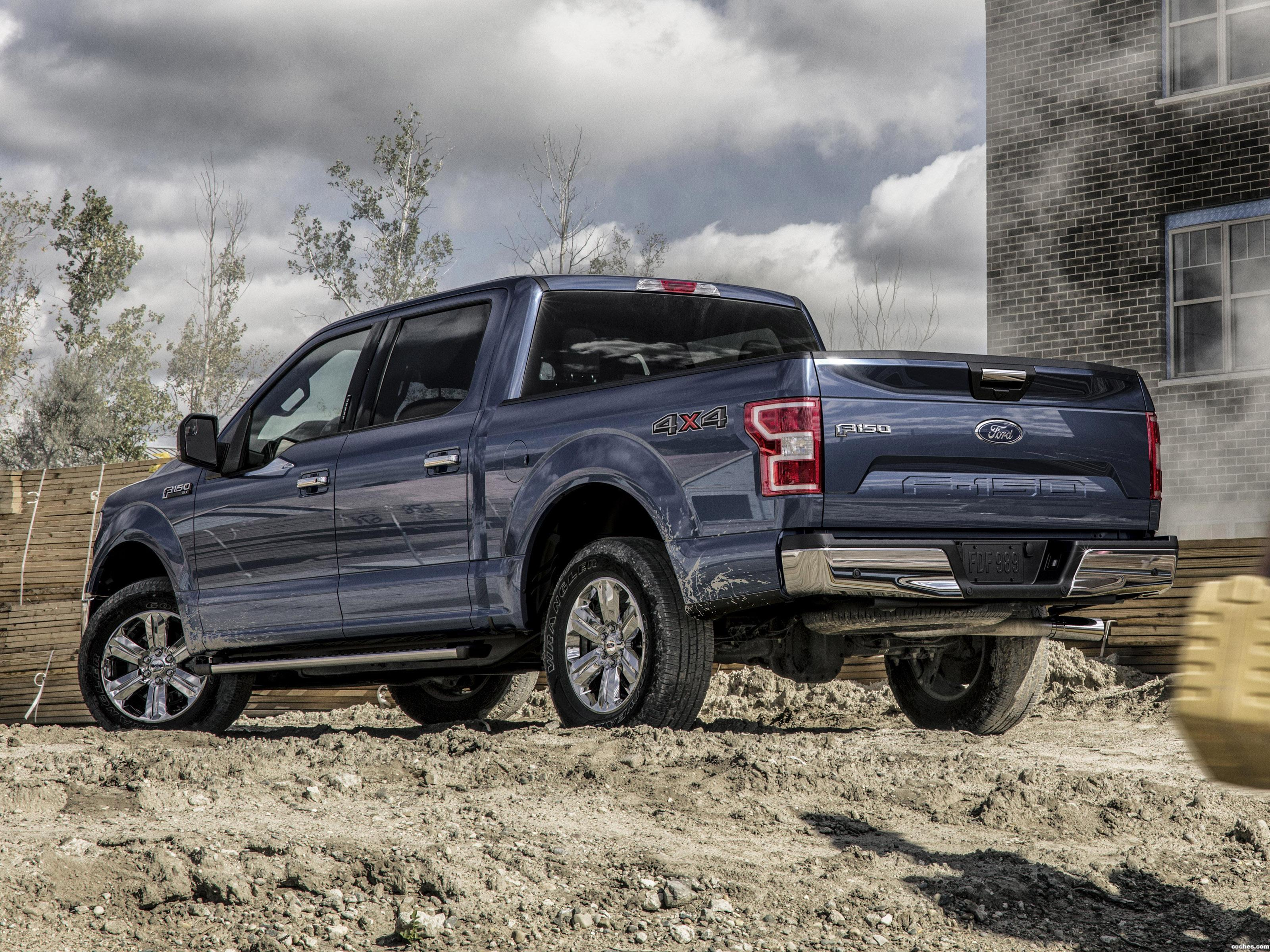 Foto 1 de Ford F-150 XLT Supercrew Chrome Appearance Package 2017